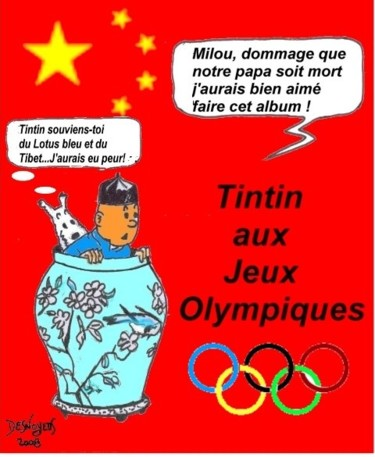 HOMMAGE A HERGE